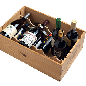 Purchase wine by the case to stock up on a mix of old favorites and new discoveries.