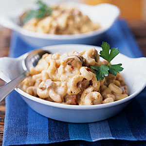 Stovetop Sausage Mac and Cheese Recipe