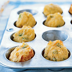 Corn Bread Bites