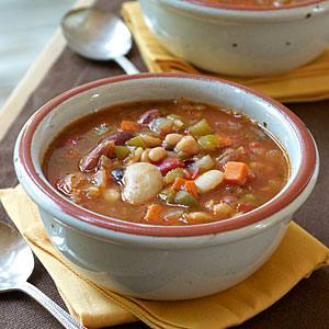 Ham and Bean Soup