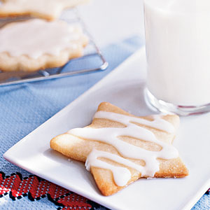 Healthy Classic Iced Sugar Cookies Recipe