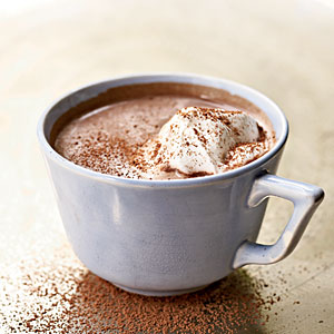 Best Healthy Holiday Foods: Barcelona Hot Chocolate recipes