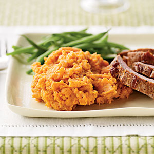 Curry-Spiced Sweet Potatoes Recipes