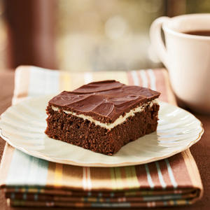 Healthy Chocolate-Mint Bars Cookies Recipe