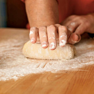Step 2: Knead Dough