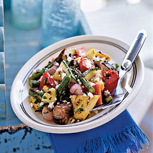 Top-Rated Vegetable Recipe: Grilled Vegetable Salad