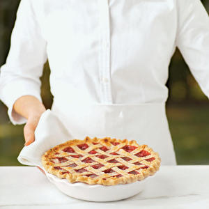 Decorative Piecrust How-to Pie