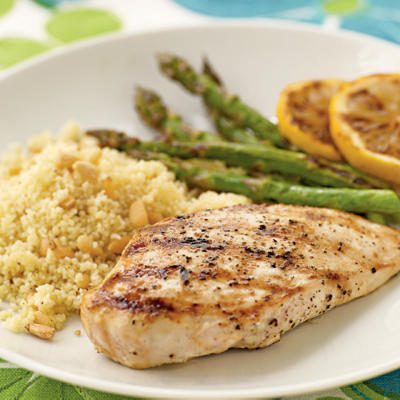 Easy and healthy chicken breast recipes