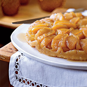 We love the combination of apples cooked in caramel and a flaky pastry crust. For more tips on caramelizing, check out our guide.