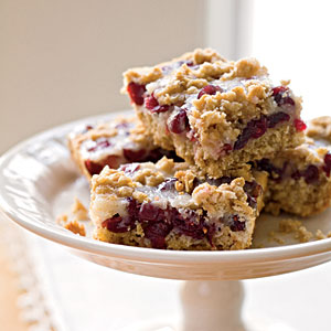 Cranberry-Oatmeal Bars Recipes