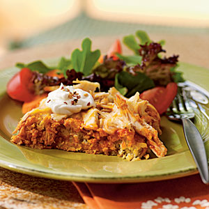 Chicken Tamale Casserole Recipes