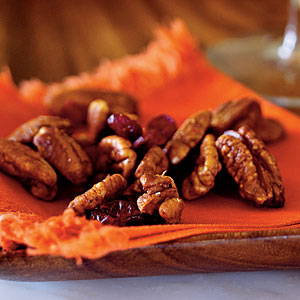 Orange Chipotle-Spiced Pecan Mix Recipes