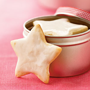 Swedish Almond Cardamom Stars Recipes