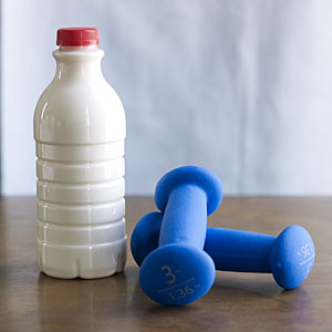 Myth 8: High protein diets leach calcium from your bones
