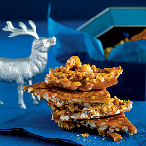 Popcorn Brittle Recipes