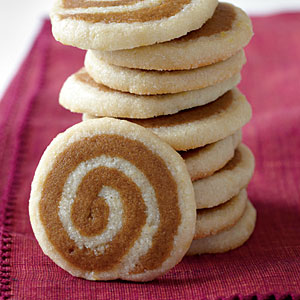 Ginger-Lemon Pinwheel Cookies Recipes