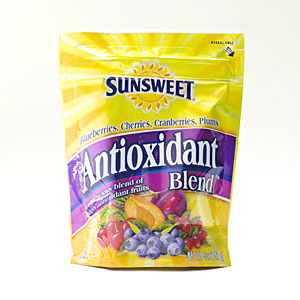 Dried Fruit: Sunsweet Antioxidant Blend