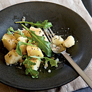 Lemon-Arugula Potato Salad Recipe
