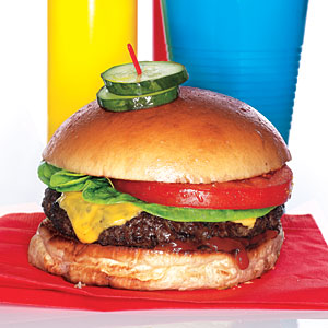 Simple, Perfect Fresh-Ground Brisket Burgers Recipes