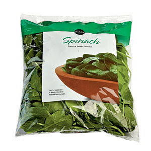 Convenient Food: Bagged Greens