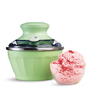 Hamilton Beach Half Pint Soft-Serve Ice Cream Maker