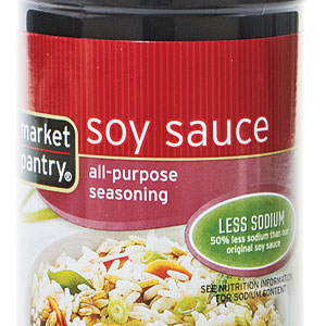 Target Market Pantry Lower-Sodium Soy Sauce