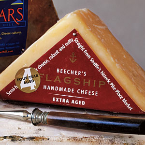 Beecher's 4-Year Aged Flagship Cheddar