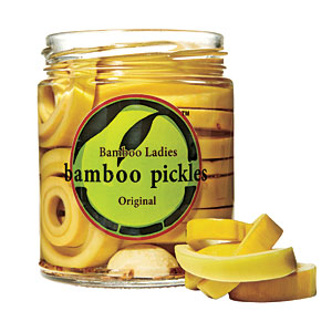 Bamboo Ladies Bamboo Pickles