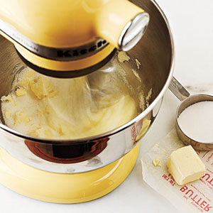 Incorporate Air in the Cake Batter
