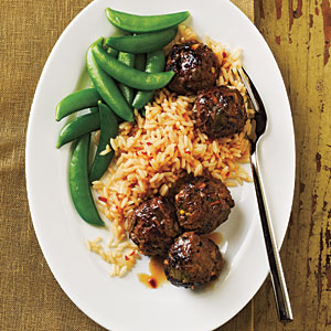 Top-Rated Budget Recipes: Sesame-Soy Meatballs