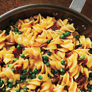 Rotini and Cheese Recipes