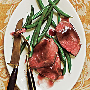 Roast Lamb with Pomegranate Sauce Recipes