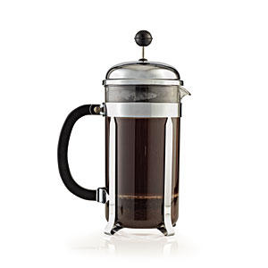Coffee Water and the French Press
