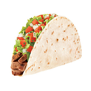 Fast Food Nutrition: Taco Bell's Fresco Grilled Steak Soft Taco