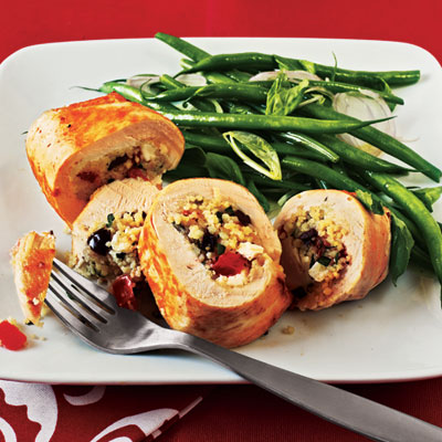 Stuffing: Couscous-Stuffed Chicken - 50 Healthy Chicken Breast Recipes ...