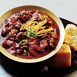 Green Chile Chili Recipe