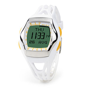 Sportline's DUO 1060 heart rate monitor