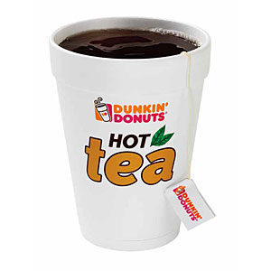 Dunkin Donuts – Small Green Tea
