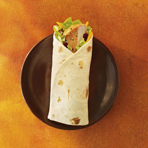 McDonald's Grilled Chipotle BBQ Snack Wrap