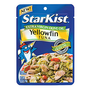 StarKist Yellow Fin Tuna in Extra Virgin Olive Oil