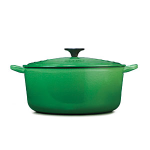 LeCreuset Fennel French Oven