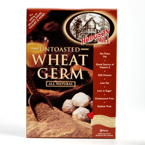 Hodgson Mill Untoasted All Natural Wheat Germ