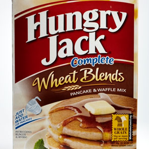 Hungry Jack Wheat Blends Pancake and Waffle Mix