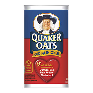 Quaker Old Fashioned Oats