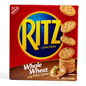 Ritz Whole Wheat Crackers
