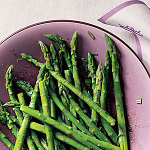 Browned Butter Asparagus Recipe