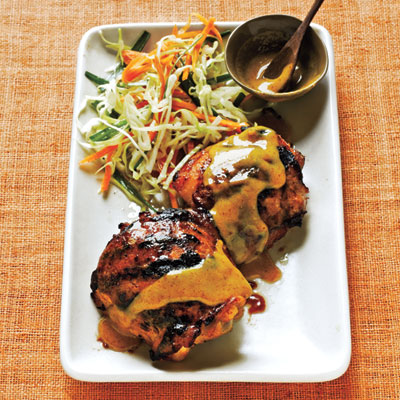 Maple-Mustard Chicken Thighs - Cooking with Chicken Thighs - Cooking ...