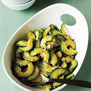 Sesame-Miso Cucumber Salad Recipe