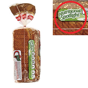 Sara Lee Nutritional Spotlight