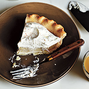 Chai Cream Pie Recipe